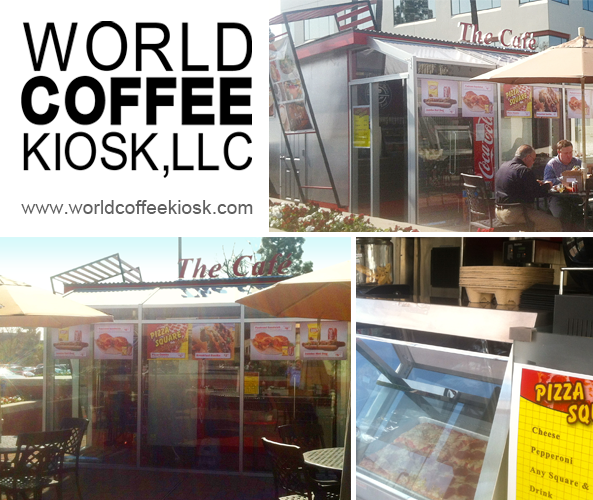 Our Partners World Coffee Kiosks
